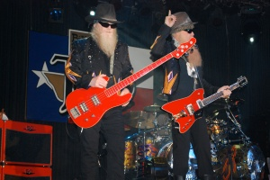 That would be ZZ TOP!!!